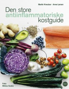 billede af bogen Den store antiinflammatoriske kostguide