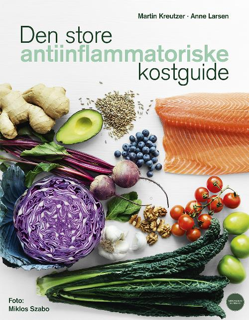 Den store antiinflammatoriske kostguide Book Cover