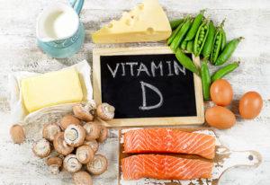 kost med d vitamin