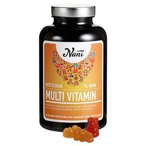 nani multivitamin til børn